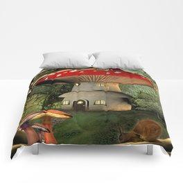 Dwarf Land Comforters