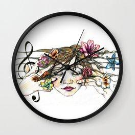 Sentido místico Wall Clock