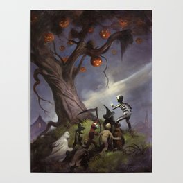 The Halloween Tree Poster