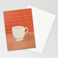 cup o' jo Stationery Cards