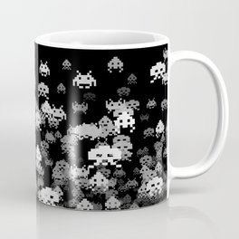 Invaded BLACK Coffee Mug