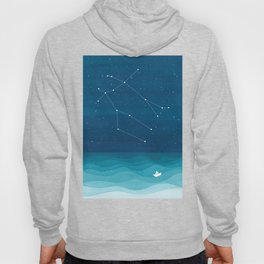 Gemini zodiac constellation Hoody