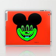 MICKEYES. (Turquoise Tongue). Laptop & iPad Skin