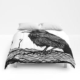 Jovial Raven Comforters