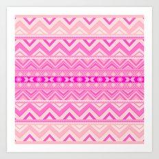 Pink #5 Art Print