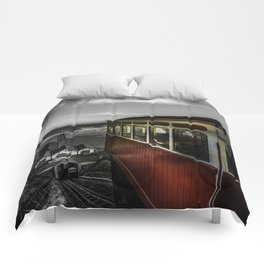 Ticket to Ride Comforters
