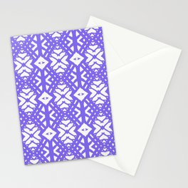 The Garden Gate (Purple) Stationery Cards