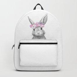 Spring bunny Backpack