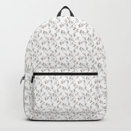 Hammerhead Shark Pattern Backpack