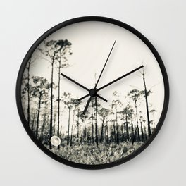 Jesus don't want me for a sunbeam Wall Clock