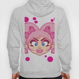 Dominique and Bubbles! Hoody