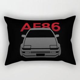 Toyota AE86 Hachi Roku Rectangular Pillow