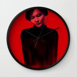 The Veil Wall Clock