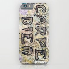 Carpe Diem Slim Case iPhone 6