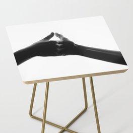 thumb war Side Table