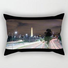 Sao Paulo Obelisk Rectangular Pillow