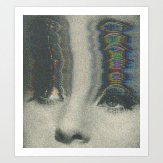 0 0 Art Print
