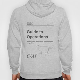 IBM C/AT Guide to Operations Cover Hoody