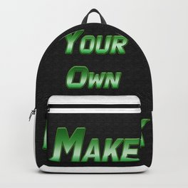Make Your Own Luck Backpack