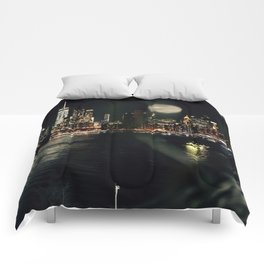 Caged views Comforters