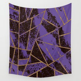 Abstract #989 Wall Tapestry