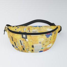 Gustav Klimt The Kiss Fanny Pack