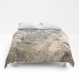Marble #4 Comforters