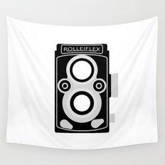 Rolleiflex 35C Wall Tapestry