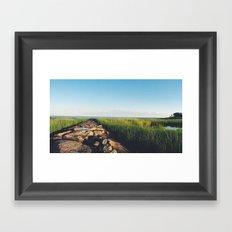 Southport Framed Art Print