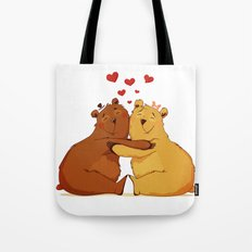 All my love is for you Tote Bag