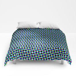 Antonina Shulz in the color grid Comforters