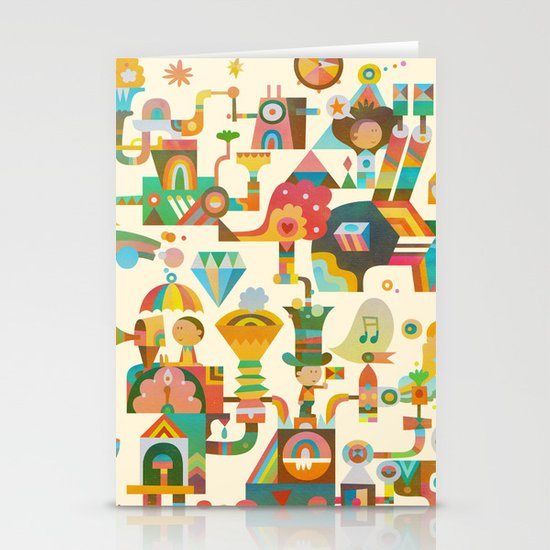 The Chipper Widget Stationery Cards