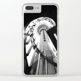 Skytower Clear iPhone Case