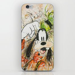 Goofy iPhone Skin