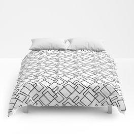 Quadratic Concoction  Comforters