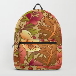 Fall Flowers Backpack