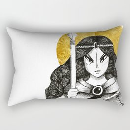 Boudica Rectangular Pillow