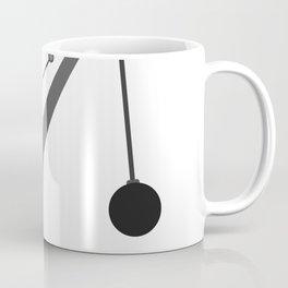 wrecking ball crane Coffee Mug