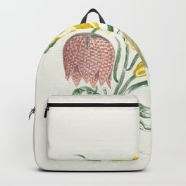 Fritillaria and co. Backpack