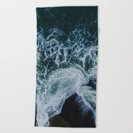 Sea 9 Beach Towel
