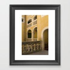 The Atrium Framed Art Print
