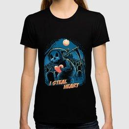 i steal heart T-shirt