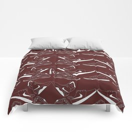 So many shoes original remastered Comforters