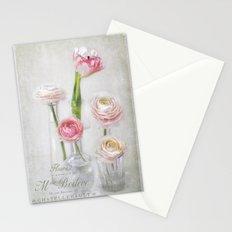 4+1= spring Stationery Cards