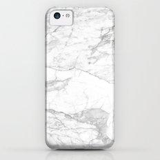 Real Marble 017 iPhone 5c Slim Case