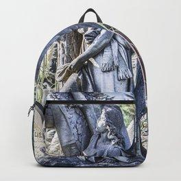 Cemetery Headstone Backpack