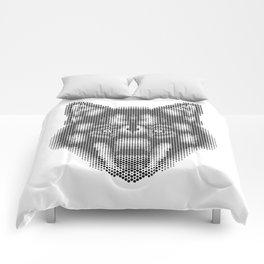 Hex: Lobo Ibérico Comforters