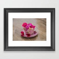 Spring simplicity Framed Art Print
