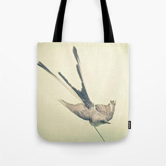 Bird Study #1 Tote Bag