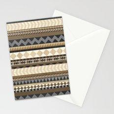 Dusty Aztec Pattern Stationery Cards